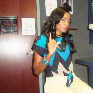 Model Chic Promo at Hot 103 Columbia, SC